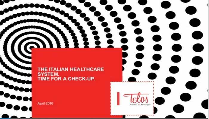 The Italian Healthcare System. Time for a check-up