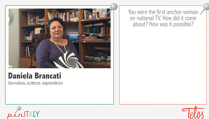 Intervista a Daniela Brancati