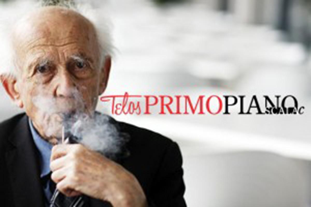 Questo blog si arricchisce con Primo Piano Scala ce Zygmunt Bauman