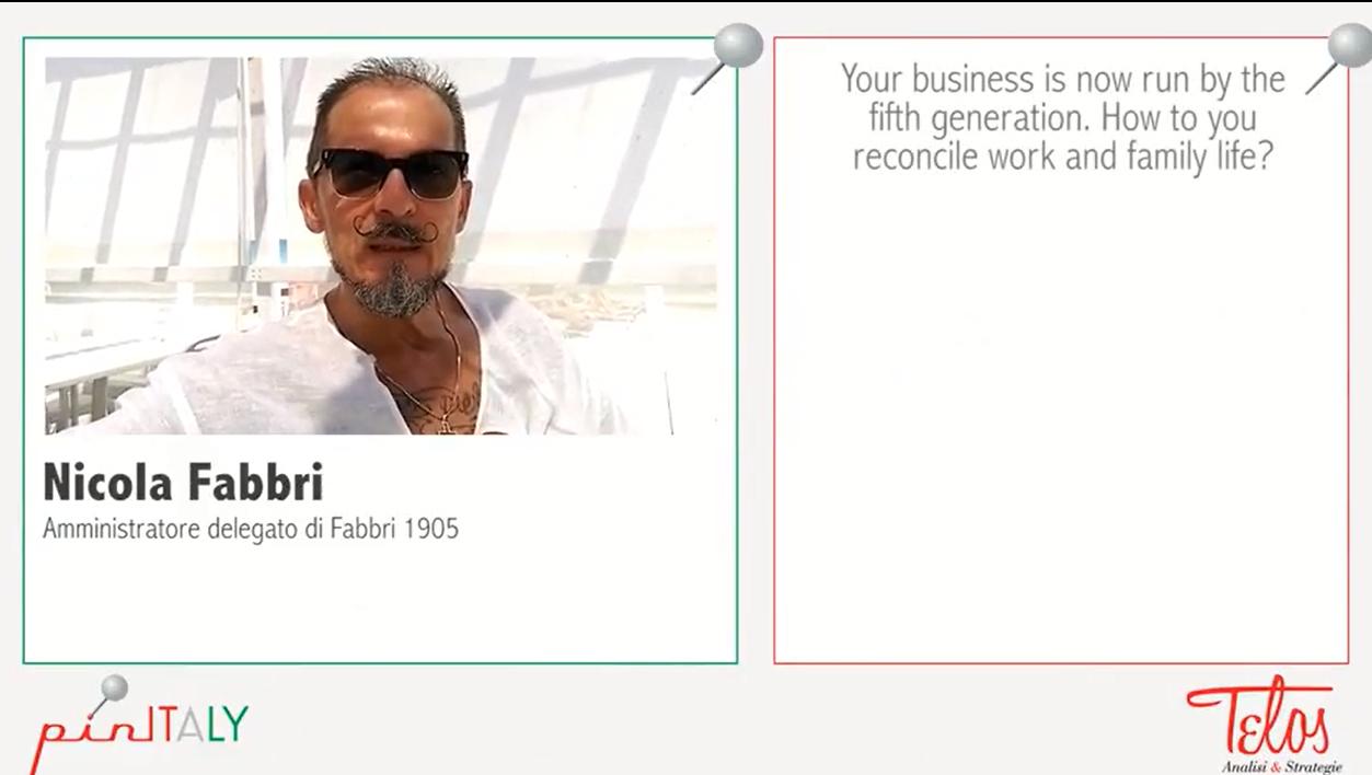 "Intervista a Nicola Fabbri, l'imprenditore ""social"" con i baffi a manubrio"