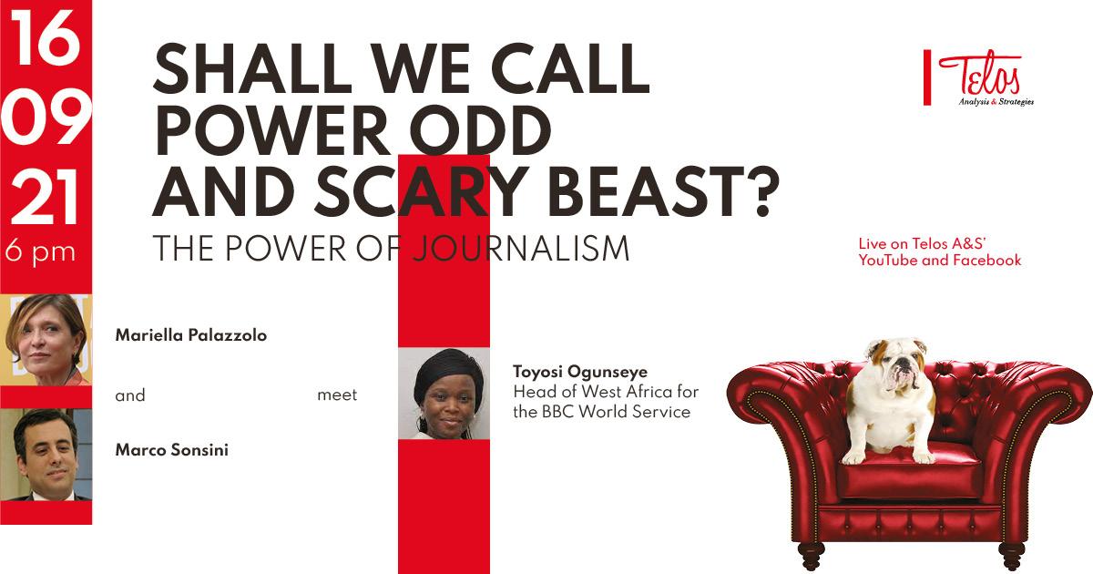 Giornalismo e potere con Toyosi Ogunseye della BBC