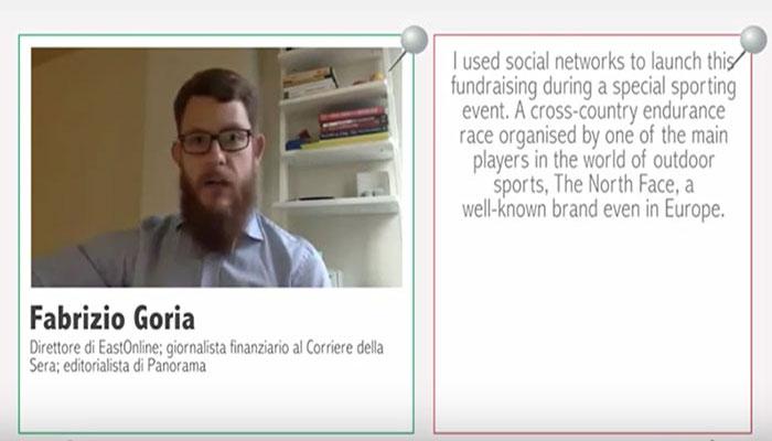 Intervista a Fabrizio Goria