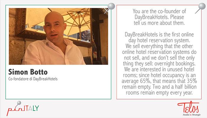 Interview with Simon Botto