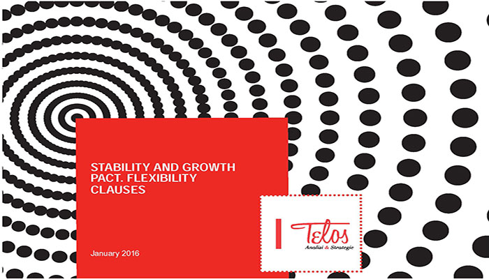 Stability and Growth Pact. Flexibility clauses
