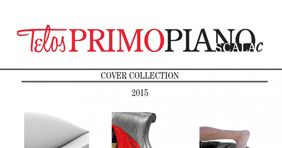 PRIMO PIANO SCALA c - la Cover Collection 2015
