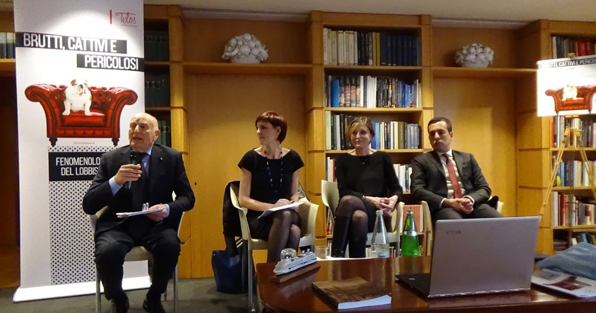 Are lobbyists bad, mean and dangerous? We discussed about it at the Foreign Affairs Club